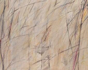 5-7-12, ( LARGE abstract, beige, tan, gold, yellow, white, cream), kurtwaldo1