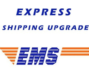 Shipping Upgrade - EMS ( Express Mail Service )