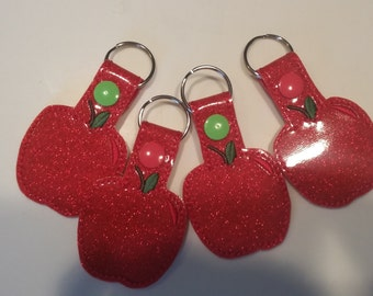 Apple Key FOB's set of four