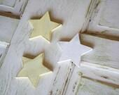 Wood Star Decor, Twinkle Little Star, Nursery Decor