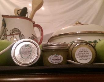 Granny Smith Chunky Homemade Applesauce
