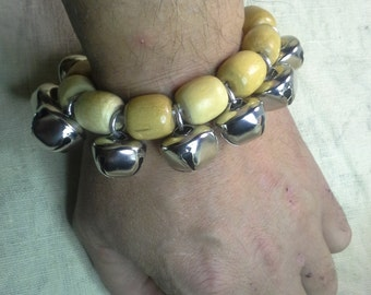 1 Pair Wrist Ankle Dancing Bells - FREE SHIPPING!