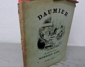 Vintage Art Prints - Daumier: Twenty-Four Prints Married Life - Lithographs - Circa 1940's