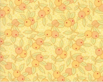 Chestnut Street Floral Berries Daisy  by Fig Tree Quilts - Moda - 1 Yard