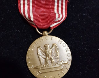 Vintage Navy Good Conduct Medal