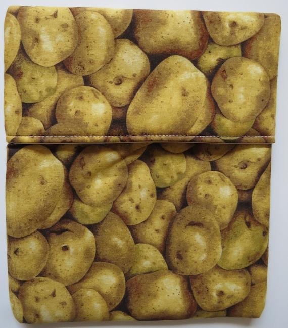Handmade Microwave Baked Potato Bag Baked Potato By