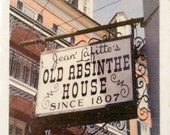 Old Absinthe House New Orleans Coaster