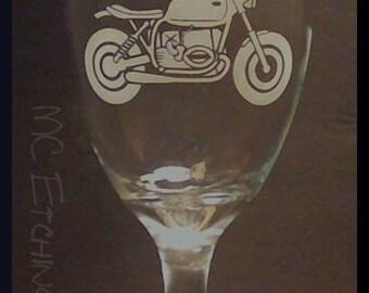 Cafe Racer Goblet