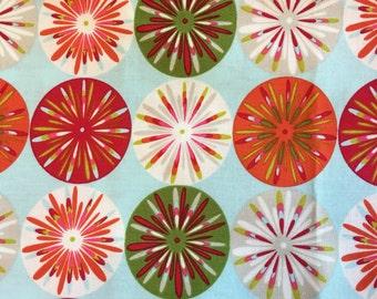 Destash fabric - DF-99 Sashi fabric  Kimari Garden collection