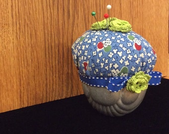 Jello Mold Pincushion