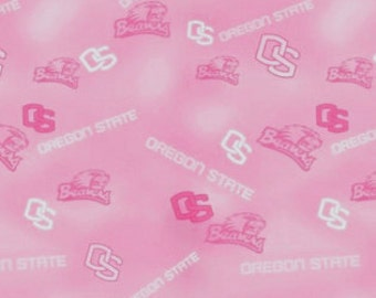 SALE - Oregon State Beavers Pink