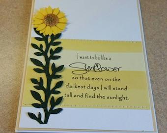 Inspirational card