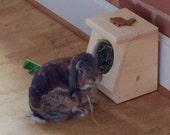 Mini Bunny Hay Feeder
