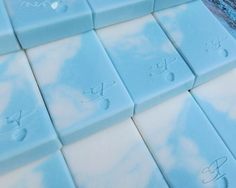 Clean Cotton - Tallow Soap with Mallow Extract, Heavy Cream and Kaolin Clay