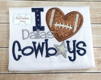 Love Dallas Cowboys shirt