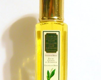 CLEARANCE Vintage 1980s Lily of the Valley by Yardley 1 oz Eau de Cologne Spray PERFUME