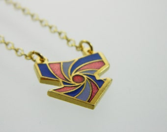 Arrow Necklace - Fall