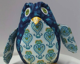 "9"" Tall Penguin Plush"