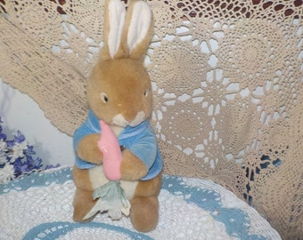 Eden Peter Rabbit / Benjamin Bunny Beatrix Potter So Sweet 13 Inches tall /Gift Idea :)S