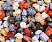 Chocolate Rocks Candy Pieces