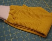 Wool Longies size 9-12 months, wool pants, wool diaper cover, 100% NEW Cashmere wool