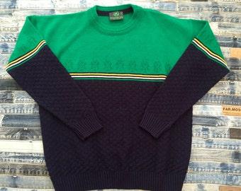 Emerald Isle - Mens Sweater - Size Small