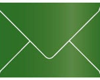 A8 Envelope 5 1/4 x 7 1/4 - 25/Pk (Color: Botanic )