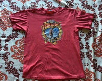 Vintage Hang On Naked Ocean T-Shirt (1976)