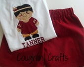 Toddler BOYS Indian Mascot Outfit **Available in Sizes 12 Months through 5T**