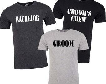 Bachelor Party. Bachelor Party Shirts. Groomsmen Gift. Groom Gift. Groomsman Gift. Bachelorette Party. Bridesmaid Shirts. Bachelor Shirts.