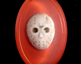 Jason Voorhees Friday 13th Body Bar Soap