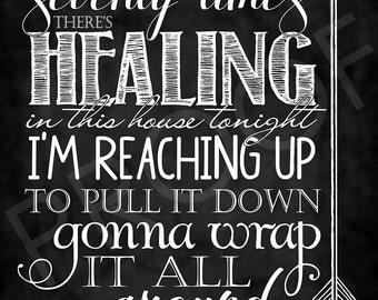 "Chalkboard Art ~ Song ""Seven Times Seventy Times"" by Chris August"