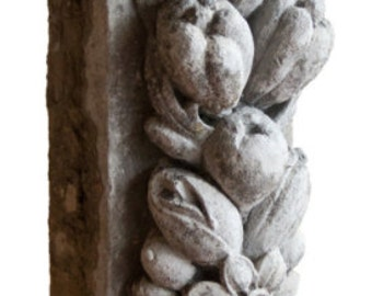 Antique Carved Stone Lintel, 18th Century