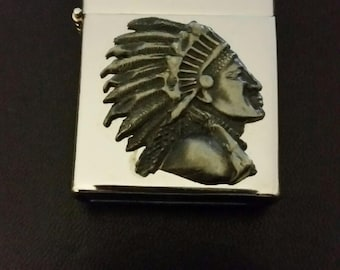 Native American Chief Lighter