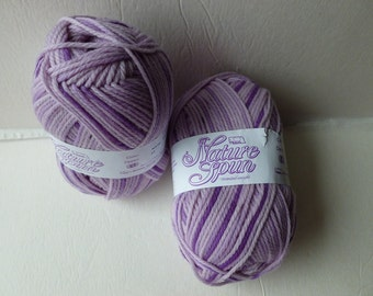 Yarn Sale  - Faded Lilac  Nature Spun Worsted by Brown Sheep Company
