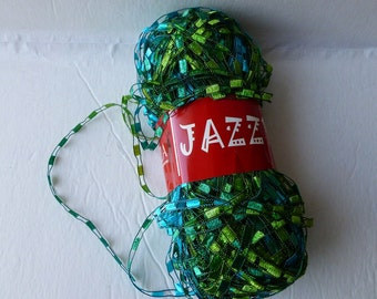Sale Teal and Green 6 Jazzy by Feza