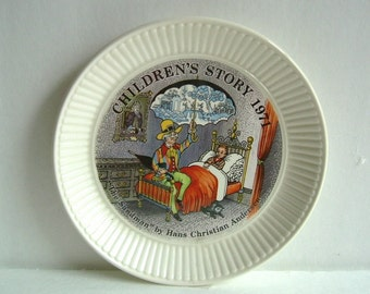 "Wedgwood Children's Story 1971 Collectors Series ""The Sandman"""