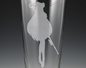 Sailor Pluto Pint Glass