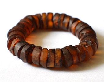 Amber Bracelet Natural Baltic Amber Organic Amber Bracelet Eco Nature Inspired