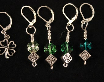Lucky Stitch Markers