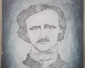 Poe painting