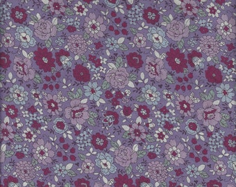Floral (312484 Col J) from the Yuwa Lawn 60 Live Life  Collection