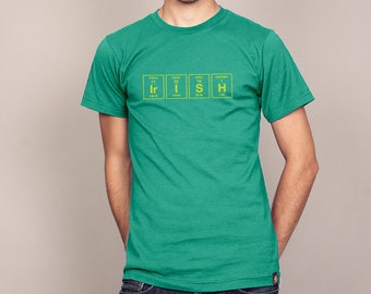 Elements of Irish  // Funny St Patrick's Day T-shirt