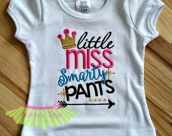 Little Miss Smarty Pants