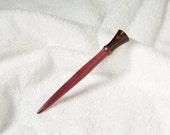 Hair Stick - Purpleheart - Kingwood