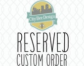 Custom Designed Bachelorette Party Invitations / RUSH ORDER