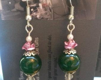 Inis Arose ~  Earrings
