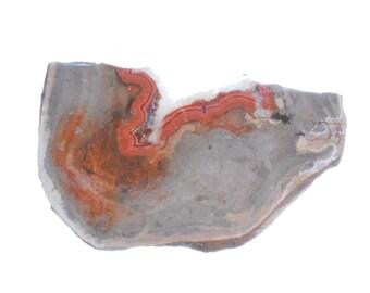 TeePee Canyon Agate Slab Druzy #699