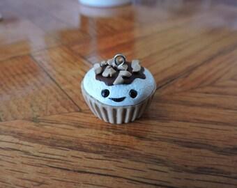 Smores Kawaii Cupcake