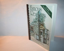 """Rare and Vintage 1990 """"Famous Recipes from Mrs. Wilke's Boarding House in Historic Savannah"""" / Autographed by Mrs. Wilkes!  123 Pages!"""
